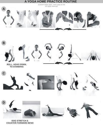 Yoga Home Practice Routine Free Download | Noticias | Scoop.it