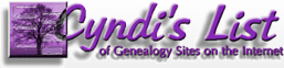 Cyndi's List - A list of all sites relevant to Genealogy around the world. | Y9 Family History | Scoop.it