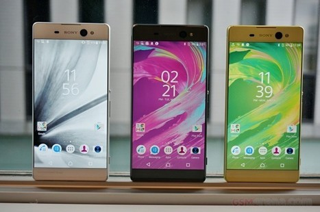 Sony Xperia XA Ultra: With Bigger Display for Great Fit | Smartphones | Scoop.it