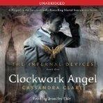"""Regarding Clockwork Angel by Cassandra Clare, Sometimes You Just Have to """"Listen.""""   Teen AudioBooks   Scoop.it"""
