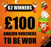 Harry's Bingo Gives away Amazon Vouchers Daily | Bettys Bingo UK | Online Bingo Promotions | Scoop.it