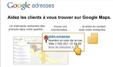 Le référencement sur internet : la fiche Google Adresse | Marketing tourisme + e-tourisme | Scoop.it