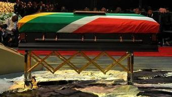 At Nelson Mandela's last goodbye, music soars and then he's gone | Daily News Bite | Scoop.it