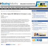Florida Marine Tanks awarded two US patents - Boating Industry | Clean Marine Systems | Scoop.it