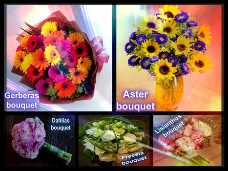 Send Flowers with Season wise Collection from Sendflowersandmore | Birthday Gift Ideas | Scoop.it