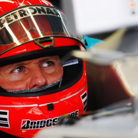 How Should Formula 1 React in Absence of Michael Schumacher Updates? - Bleacher Report | formulaone followers | Scoop.it
