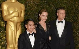 Angeline Jolie gets honorary Oscar for humanitarian work | There will always be music | Scoop.it