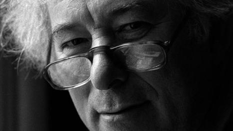 Peter Sirr: Heaney's poetry earned itself an acceptance and admiration of a kind rarely seen | The Irish Literary Times | Scoop.it