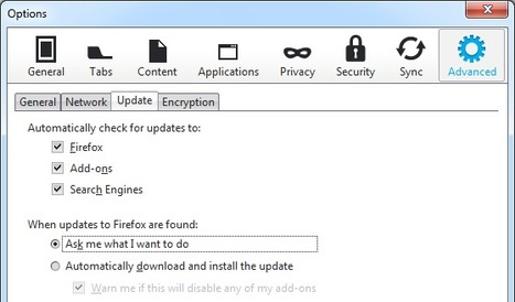How To Downgrade Firefox Or Internet Explorer To A Previous Version | Techy Stuff | Scoop.it