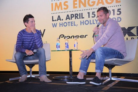 Kaskade, Seth Troxler, Chuck D and more get honest at IMS Engage | DJing | Scoop.it