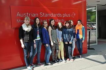 Nachlese Töchtertag 2013 | Austrian Standards News | Scoop.it