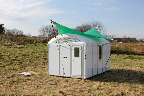 The Disaster Shelter You Want To Live In Way More Than A FEMA Trailer | Sustain Our Earth | Scoop.it
