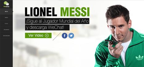 Messi, marcas chinas, empresas chinas y demás - China | China y las redes sociales | Scoop.it