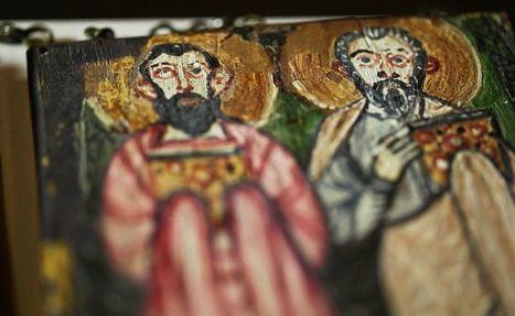 World's Third Oldest Bible Displayed at Smithsonian | Biblical Interpretation | Scoop.it