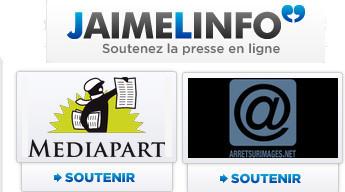 Redressement fiscal: 800.000 euros de dons pour Médiapart et Arrêt sur images | DocPresseESJ | Scoop.it