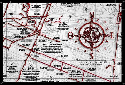 Plans à jour des catacombes de Paris | GeoEcumene2 | Scoop.it