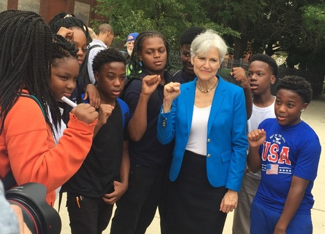 Jill Stein Is Like Your Cool Hippie Grandma—And That's Not A Good Thing   Mahilena's Debunking Conservatism and Libertarianism   Scoop.it
