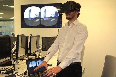 Oculus Rift : les toutes premières expérimentations pros révélées   Cyrilr's  Digital Innovation & Marketing Selection   Scoop.it