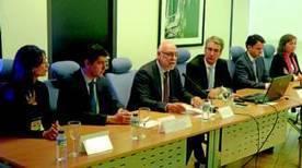 Echávarri invita a firmar una declaración sobre regadío y medio ambiente   Agroexpo   Scoop.it