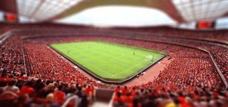 Les statistiques et la datavisualisation au service de l'analyse tactique des matchs de football | Propriété intellectuelle et Droit d'auteur | Scoop.it