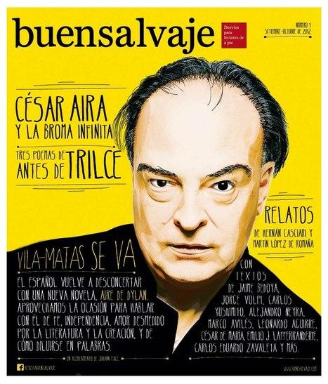 Perú: Buensalvaje, una revista de literatura que no te puedes perder   Miscelaneo de Ideas.   Scoop.it