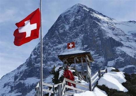 La Suisse est le pays du ski pour les chinois - Marketing Chine | Colemi Social Media | Scoop.it