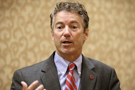 Rand Paul plagiarized parts of Washington Times op-ed from article in The Week | Upsetment | Scoop.it
