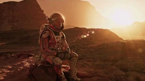 Em Perdido em Marte, Ridley Scott devolve o humor à ficção científica | Ficção científica literária | Scoop.it