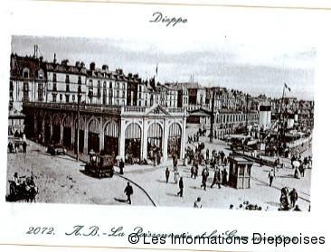 Il y a 100 ans, Dieppe en cartes postales   Revue de Web par ClC   Scoop.it