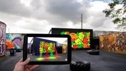 Apps con Realidad Aumentada para dar vida a obras de street art | IPAD, un nuevo concepto socio-educativo! | Scoop.it