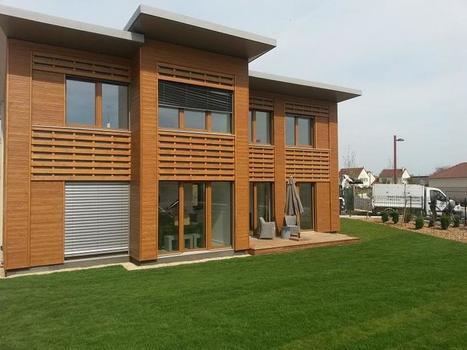 Les Lodges : un habitat passif qui anticipe l'avenir - Construction21 | BIOFIB - Isolation écologique | Scoop.it
