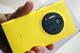 Nokia unveils 41-megapixel smartphone camera with Lumia 1020 | Technology Breakthroughs | Scoop.it