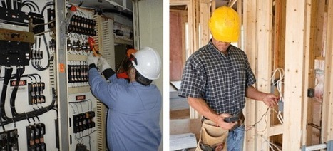 Maintenance Or Construction Electrician | Electrician School | Scoop.it