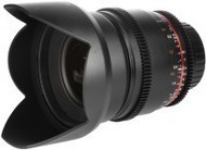 Samyang/Rokinon Introducing New Budget Cine Lens: 16mm T2.2 ... | Film, Art, Design, Transmedia, Culture and Education | Scoop.it