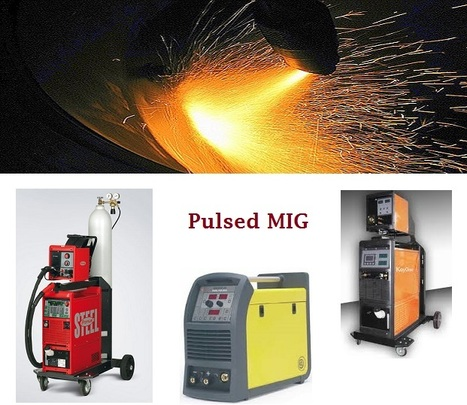What is Pulsed MIG and its Concepts   MIG Welding Machine   Scoop.it