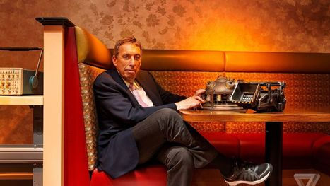 Ghostbusters director Ivan Reitman talks VR, storytelling, and tickling ghosts | Transmedia: Storytelling for the Digital Age | Scoop.it
