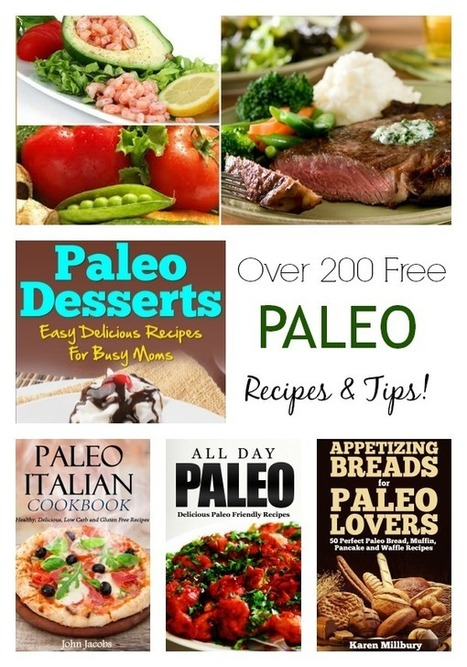 Get Started on the Paleo Diet – 100′s of Recipes & Free eBooks | Parenting | Scoop.it