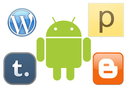 Top 6 Best Blogging Apps for Android Phones and Tablets | Android Apps | Scoop.it