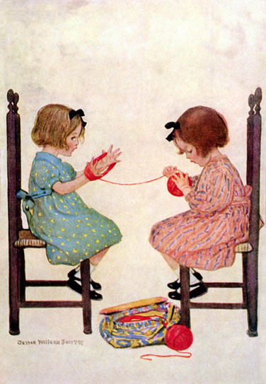 All sizes | Jessie Willcox Smith, 3 | Flickr - Photo Sharing! | Needle and Hook Patterns-all free | Scoop.it