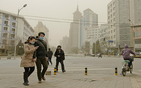 China vows to be open about environment as viral film is erased | Peer2Politics | Scoop.it
