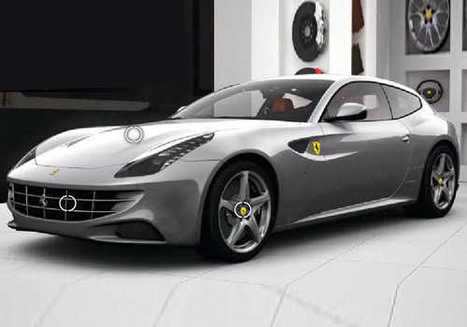 New Ferrari FF Cars in India | Find used and new cars, bikes, bicycles, trucks in india - Wheelmela | Scoop.it