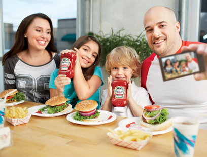 Heinz® Ketchup to Launch Campaign Asking Fans to Share Their Happiness | Business Wire | Brand Marketing & Branding | Scoop.it