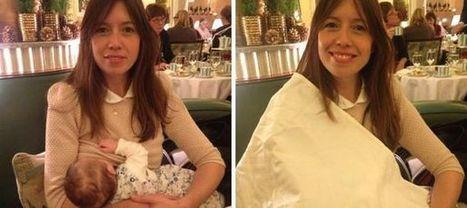 Allaitement: cachez-donc ce sein que les Londoniens ne sauraient voir | Breastfeeding Promotion & Scandals | Scoop.it