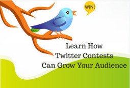 Increase Engagement On Twitter With Contests | Social Media Management | Scoop.it