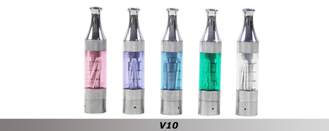 Quit Smoking Electronic Cigarette V10 Atomizer_Shenzhen Jufren Technology Co., Ltd   Jufren Technology   Scoop.it