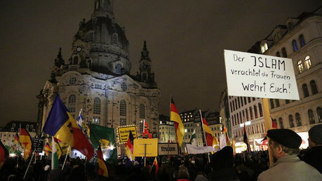 German Who Posed as Hitler Returns to Position in Anti-Immigrant Group Pegida   Upsetment   Scoop.it