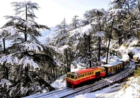 Best Vacation Spots: 10 Beautiful Railway Routes in the World, Which Make the Journey Special   Life Style   Scoop.it