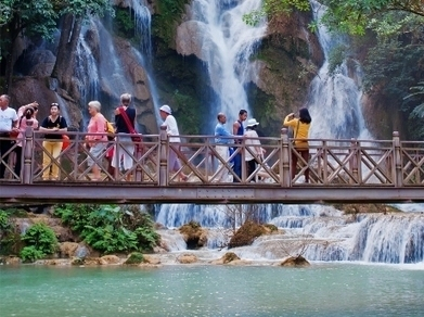 Laos arrivals surge in 2013 | Travel Daily Asia | Tourism in Southeast Asia | Scoop.it