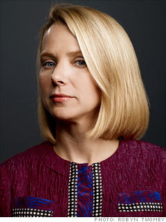 Marissa Mayer: Ready to rumble at Yahoo - Postcards | Yahoo | Scoop.it