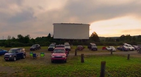 Honda intros Project Drive-In to save outdoor movies through digital projectors (video) | Cool Brand Campaigns | Scoop.it